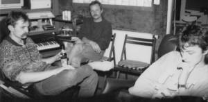 Werner, Schibi und Lothar